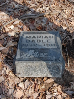 Mariah <I>Krall</I> Cable