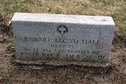 Lieut Robert Lloyd Hall