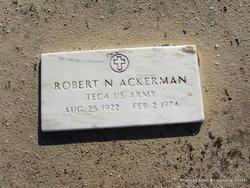 Robert N. Ackerman