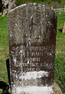 Mary <I>Hinshaw</I> Hunter