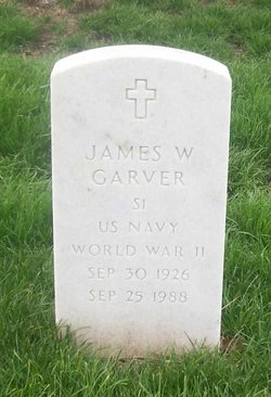 James W Garver