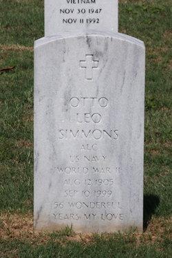 Otto Leo Simmons
