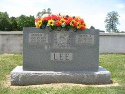 Hattie A Lee