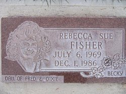 Becky Sue Fisher