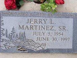 Jerald Lee Martinez, Sr