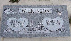 Meriam Richins Wilkinson