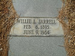 Willie L Jarrell