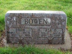 Asa Marion Bowen