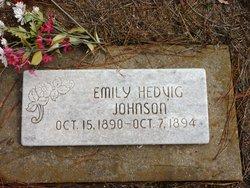 Emily Hedvig Johnson