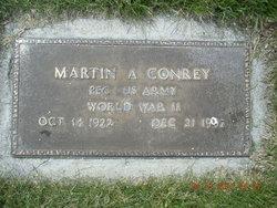 PFC Martin Audrey Conrey, Sr