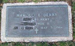 Harold E Berry