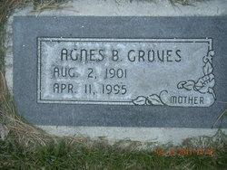 Agnes <I>Buffington</I> Groves