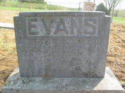 Susan <I>Vaughan</I> Evans