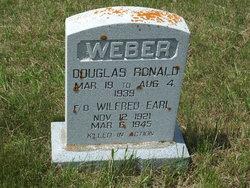 FO Wilfred Earl Weber