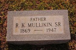 Rufus Kendrick Mullikin