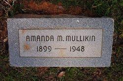 Amanda McCoy <I>Whatley</I> Mullikin