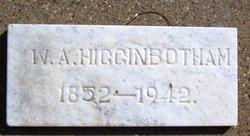 William A Higginbotham