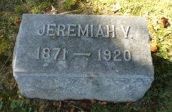 Jeremiah V McCarthy