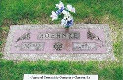 Martha Elizabeth <I>Jass</I> Boehnke