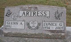 Eunice Gertrude <I>Miller</I> Artress