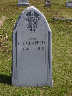 """Erwin Summers """"E. S."""" Chappell"""