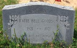 Katie Bell <I>Havemann</I> Goodson