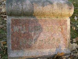 Willie Heist