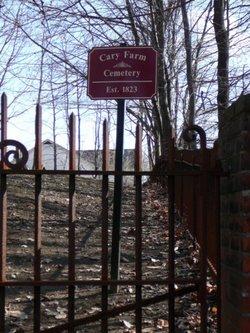 Cary Farm Cemetery