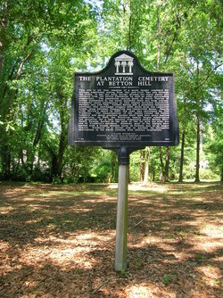 Betton Hills Plantation Cemetery