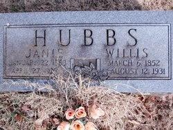 Willis (Dick) Richard Hubbs