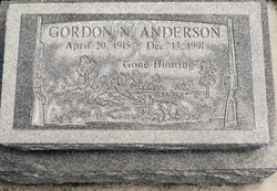 Gordon N Anderson