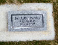 "Daniel LeRoy ""Dan"" Daniels"