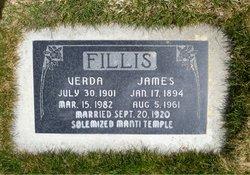 Verda G <I>Christensen</I> Fillis