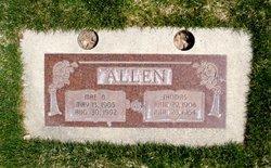 Zelda Mae <I>Olsen</I> Allen