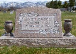 Annette Jorgensen