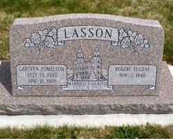 Carolyn <I>Powelson</I> Lasson