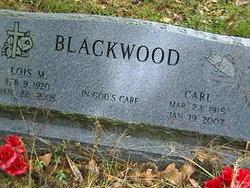 Lois Mildred <I>Turner</I> Blackwood