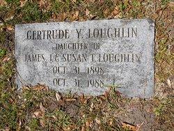 Gertrude Young Loughlin