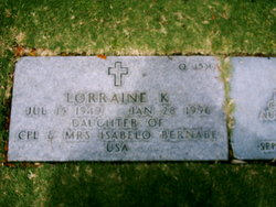 Lorraine K Bernabe