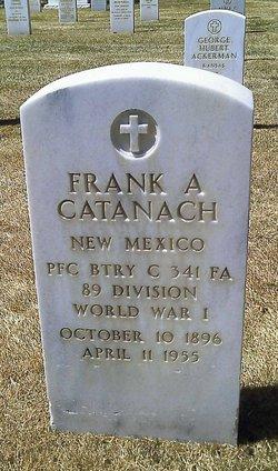 Frank Adam Catanach