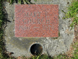 Mary Lucy Church