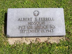Albert James Ferrell