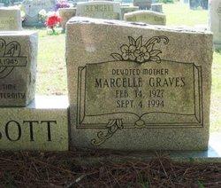 Marcelle <I>Graves</I> Abbott