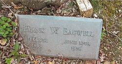 Frank W Bagwell