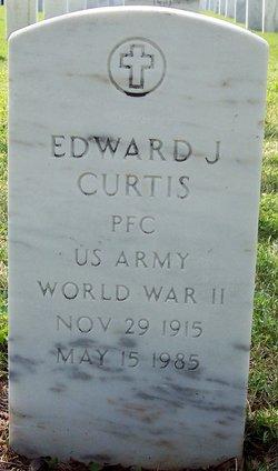 Edward J Curtis