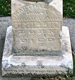Martha Jane Phillips