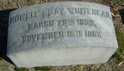 Capt Howell Gray Whitehead Jr.