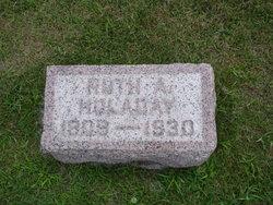 Ruth A Holaday