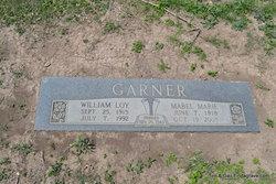 Mabel Marie <I>Robinson</I> Garner