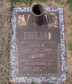 Loyd Walton England